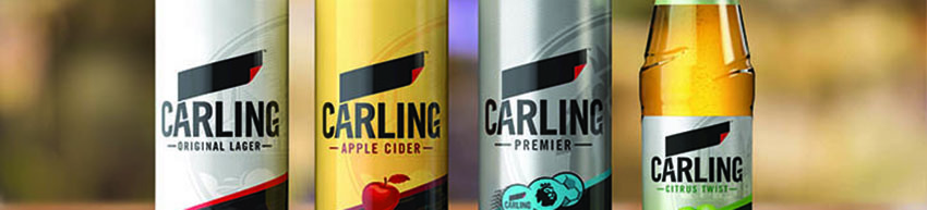 Good but not quite Carling!